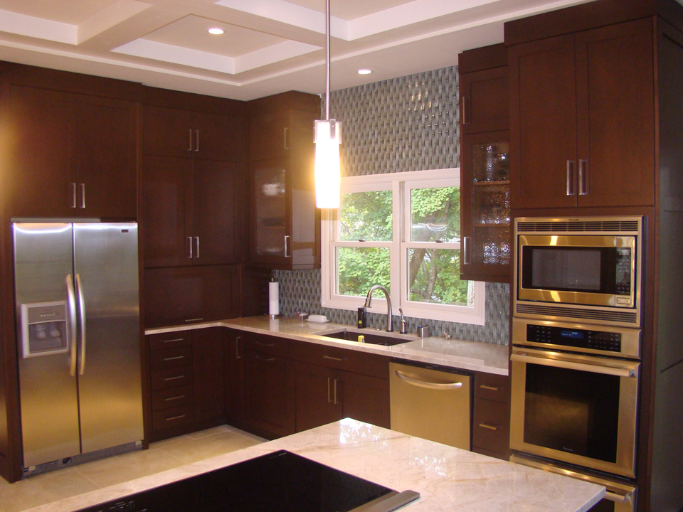 Kitchen H Remodel – RJ Custom Home Builders, LLC