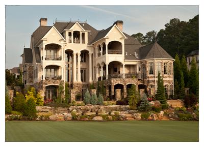 Rj custom home builders llc quality home building for Custom home builders canton ga